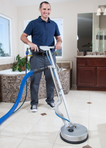 Click here to visit our Tile and Grout Cleaning Page
