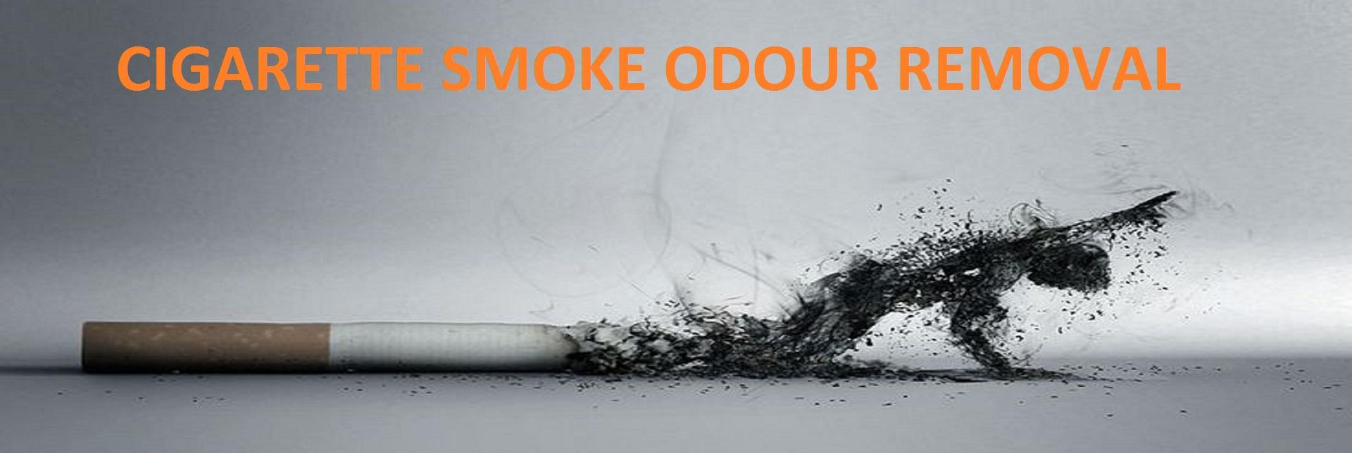 Cigarette Odour Removal Ottawa